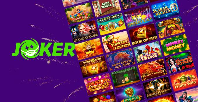 Казино Джокер игры