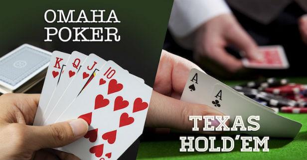 Техасский покер и Омаха играть